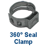 360 Seal Clamps