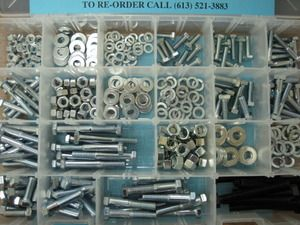 Standard Coarse Thread Assortment Large