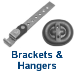 Exhaust Brackets & Hangers