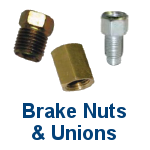 brake nuts and unions