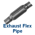 exhaust flex pipe
