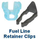 Fuel Line Retainer Clips