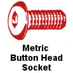 Metric Button Socket Cap Stainless Steel