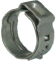 Nylon line clamp