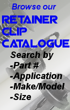 Retainer Clip Guide