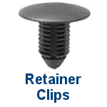 auto body retainer clips