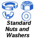 Standard Nuts and Washers