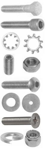 Stainless Steel Fasteners Toronto