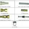 Fuel & Vent Line Repair Kit