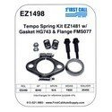Tempo Spring Kit w/ Flange & Gasket