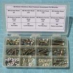 M5 Stainless Steel Fastener Kit