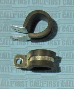 "3/4"" Rubber Cushion Steel Clamp"