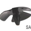 SA056 Honda 91568-SR2-003, 19171, Weatherstrip Retainers (10pcs)