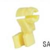 SA071 Toyota 69293-12050, 20534, Door Lock Rod Clip (10pcs)