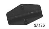 SA126 GM 20160591, 15466, Front Door Glass Window Guide Retainer (10pcs)