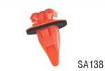 SA138 Toyota 75397-35010, 20688, Wheel Flare Moulding Clip
