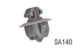 SA140 Toyota 75392-60030, 20877, Wheel Flare Moulding Clip