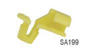SA199 Nissan 8053289900 Door Lock Rod Clip (10pcs)