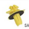 SA366 Toyota 75884-60010, Door Lock Rod Clip (10pcs)