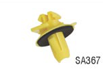 SA367 Toyota 75882-60010, Wheel Flare Moulding Clip with Seal
