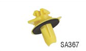 SA367 Toyota 75882-60010, Wheel Flare Moulding Clip with Seal (10pcs)