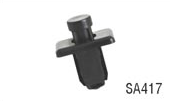 SA298 Ford E6AZ-5421952-A / 390523S, 15675, Door Lock Rod Clips (10pcs)