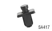 SA417 Nissan 66814-01G00, 16725, Cowl Grille Retainer (10pcs)