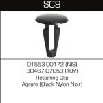 SC09 Nissan 01553-00172, Toyota 90467-07050, 14737