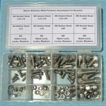 Assorted Metric Stainless Steel Screw Kit