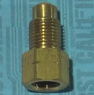 """3/8"""" Invert to 10mm Bubble Adapter Fitting"""