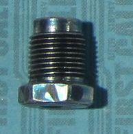 "12mm Bubble Brake Line Fitting 3/16"" Tube"