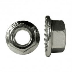 M6 Flanged Nut