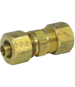 "3/8"" Nylon to Nylon Fuel Line Compression Fitting"