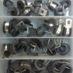Rubber Cable Clamp Assortment