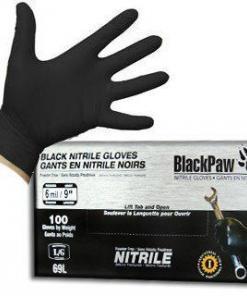 Heavy Duty Nitrile Disposable Gloves