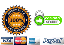 SSL Secured Credit Card Checkout