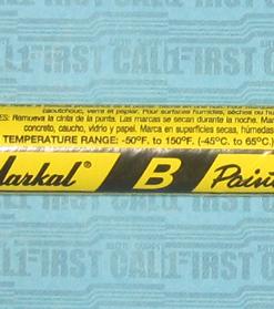 Markal B Paintstick Marker
