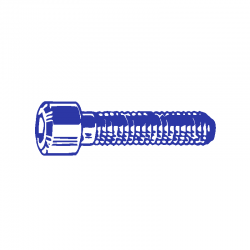 2-56 X 3/16 Socket Head Cap Screw